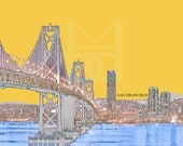 San Francisco Skyline Pri...