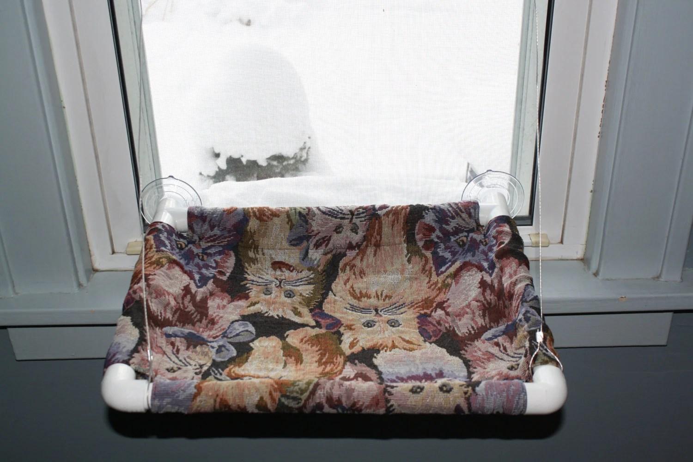 Sunny Window Cat Hammock By Salemscloset On Etsy