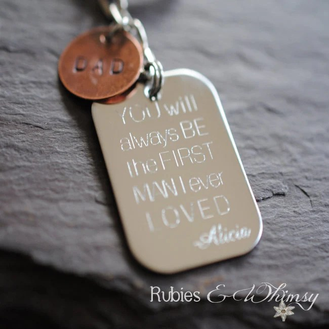 Download First man I Ever Loved Personalized Gift For Father Dad