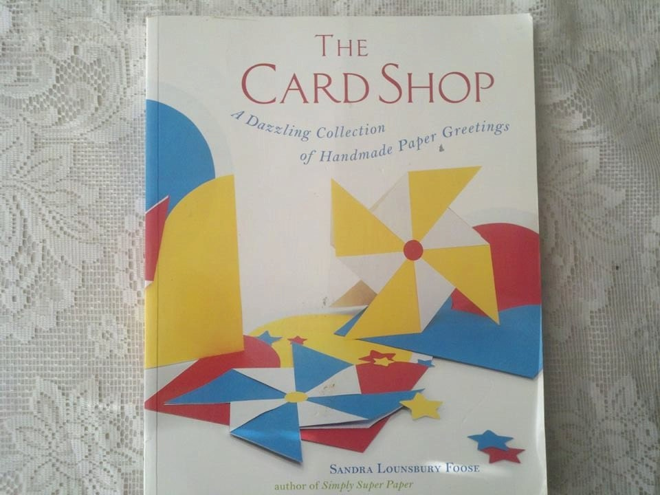 The Card Shop A Dazzling Collection Of Handmade Paper