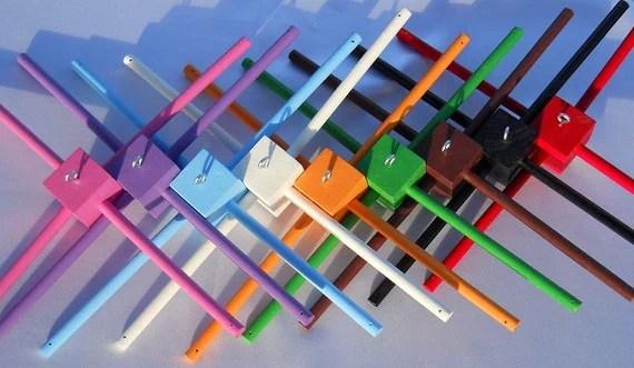Baby Mobile, wood frame, crib mobile, Listing is for one frame--- DIY Frame KIT