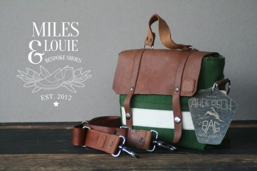 Miles & Louie bag