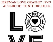 Download Popular items for fireman wife on Etsy
