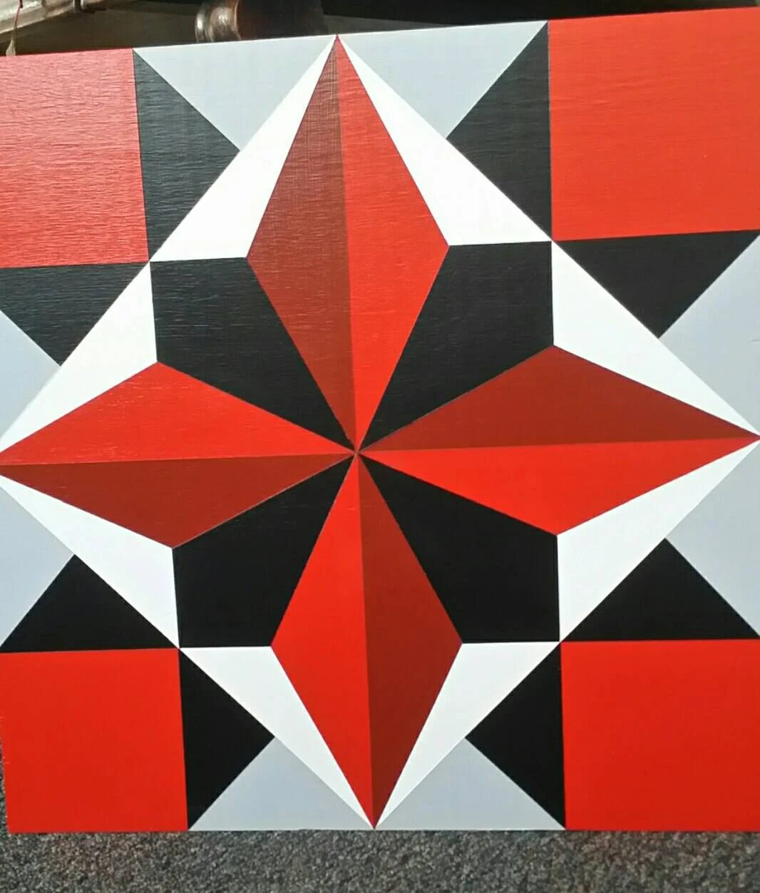 Carpenters Wheel Quilt Pattern Template