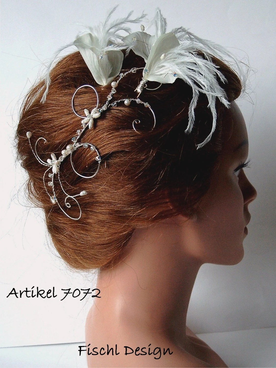 Celtic Bridal Hair Accessories Wedding Jewelry Bridal