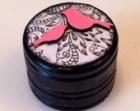 Little Bird Trinket Box, Ring Box, Earring, Coin, Tooth fairy Box. black, White, Pink, Natural, Non-Toxic