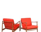 Matching Mid Century Arm Chairs by Grete Jalk