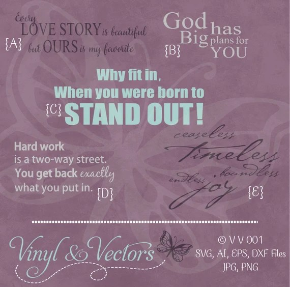 Download Every Love story SVG vector Cutting File for by ...