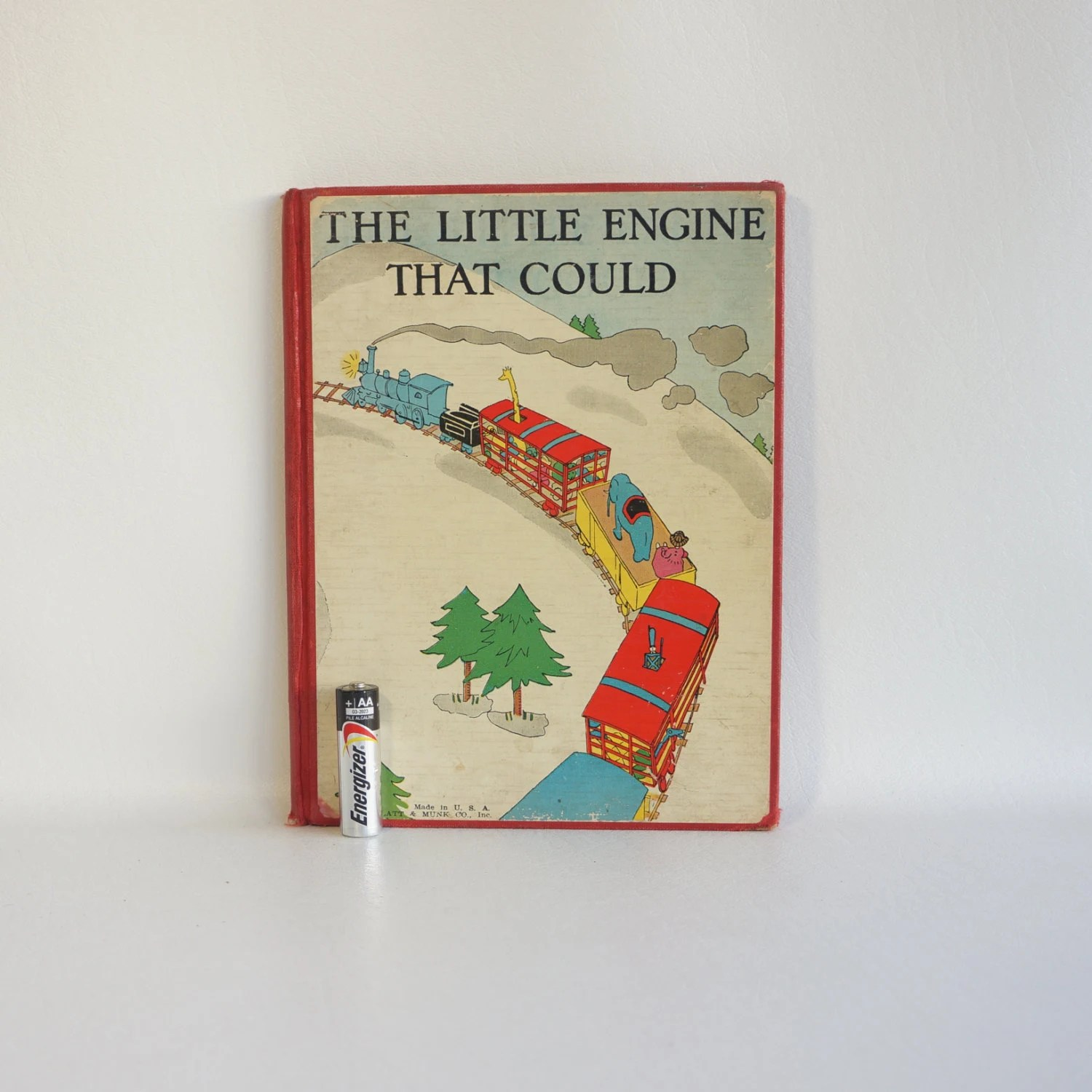 First Edition The Little Engine That Could By Bookpickers