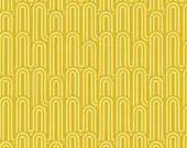 Utopia by Frances Newcombe for Art Gallery Fabrics - Lucid Hills Amber - Yardage (1/4 Yard Minimum)