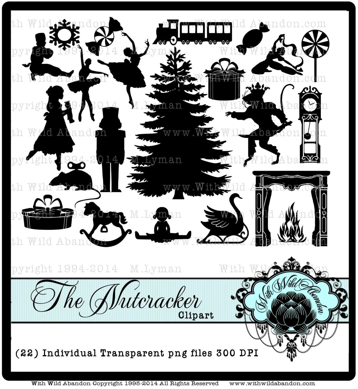 Nutcracker Ballet Christmas Ballerina Mouse By Withwildabandon