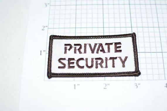 Private Security Names