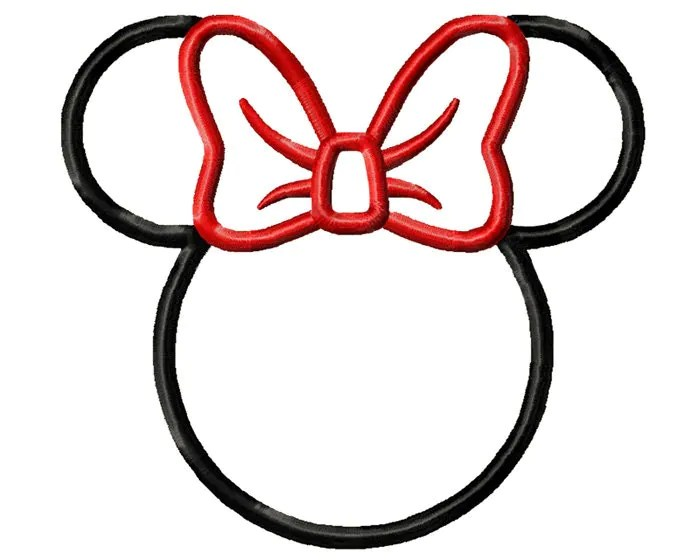 Free Embroidery Designs Mickey Mouse