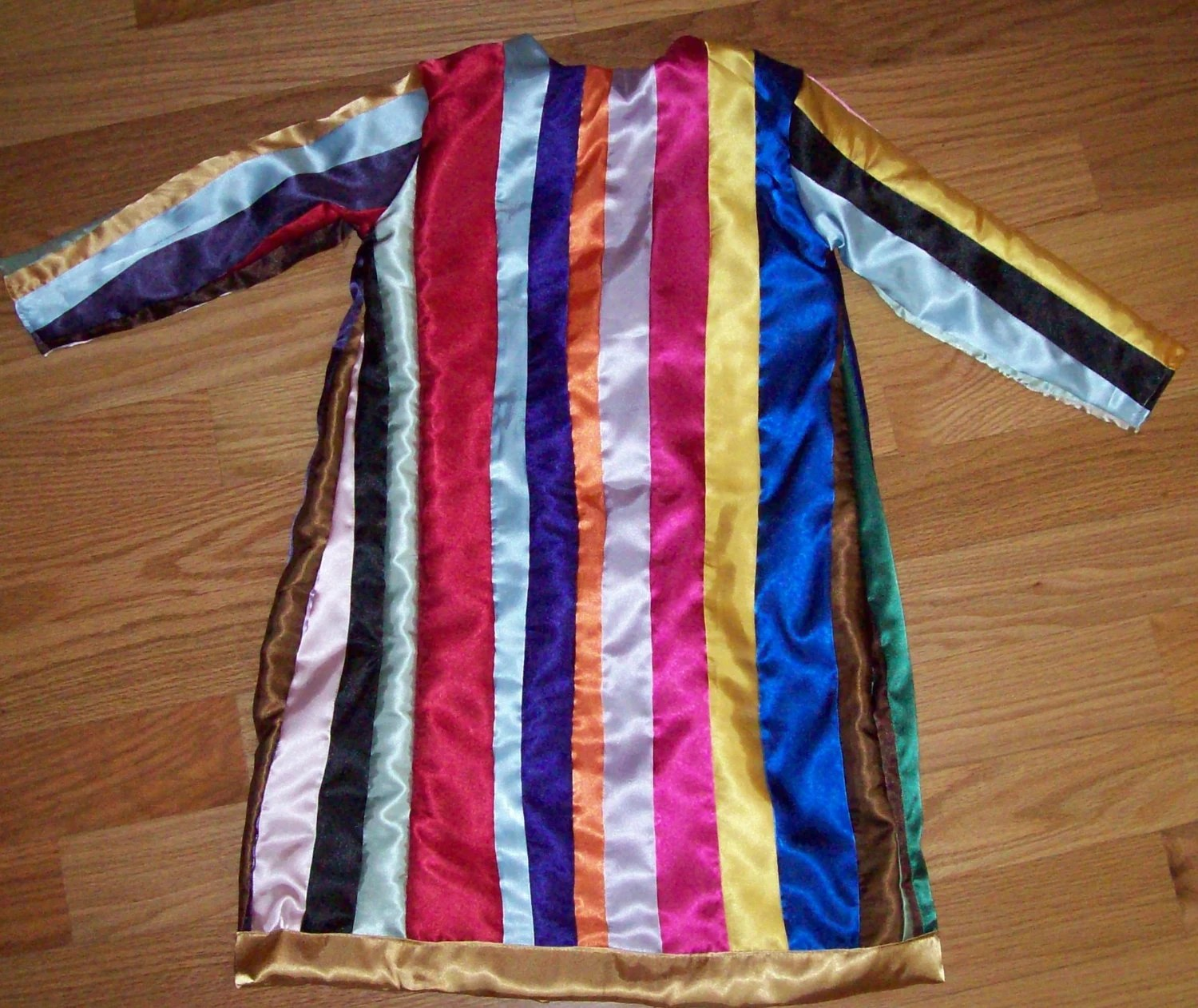 Josephs Coat Of Many Colors Custom Made Each Is One Of A Kind