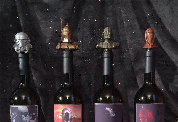Imperial  Wine stopper Set - Metallic Edition