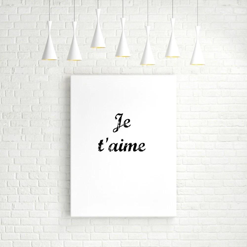 How Je Taime Say