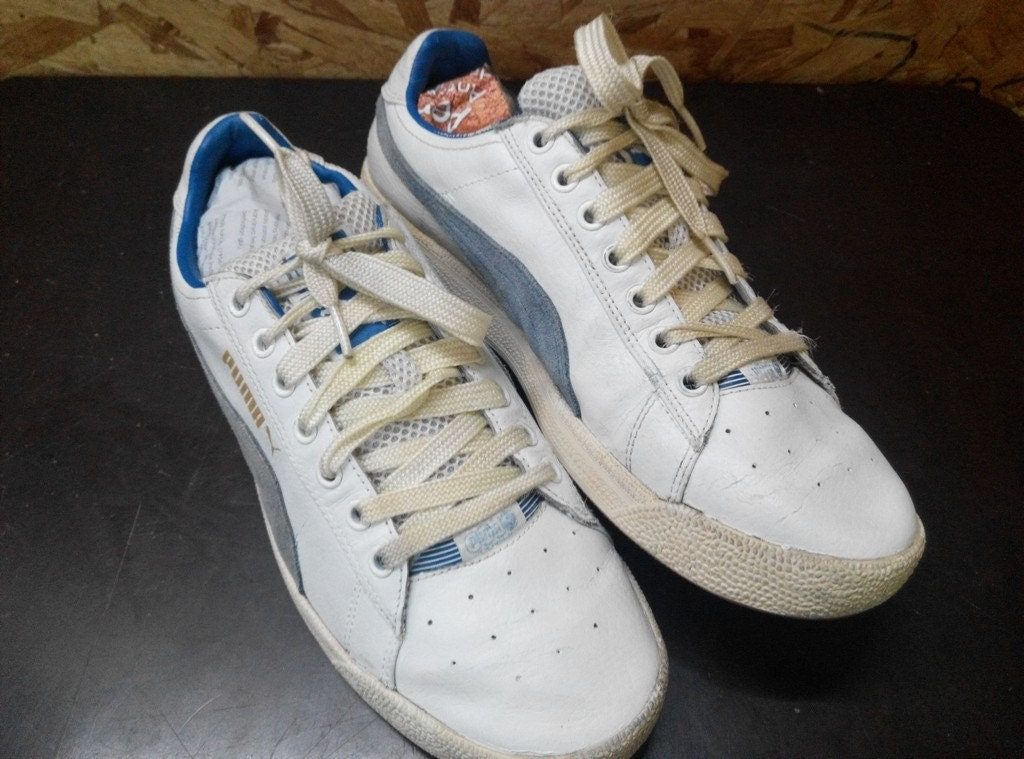Vintage Vtg PUMA SHOES Volleyball Streetwear 90′s ...