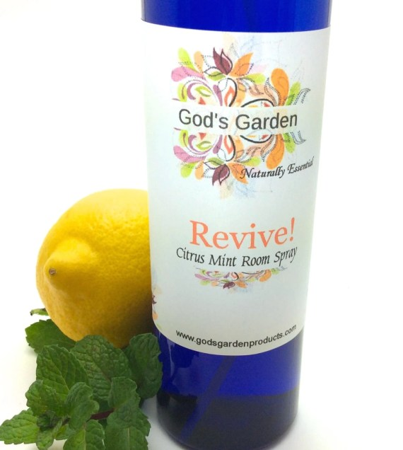 God's Garden|Revive! Citrus Mint Room Spray