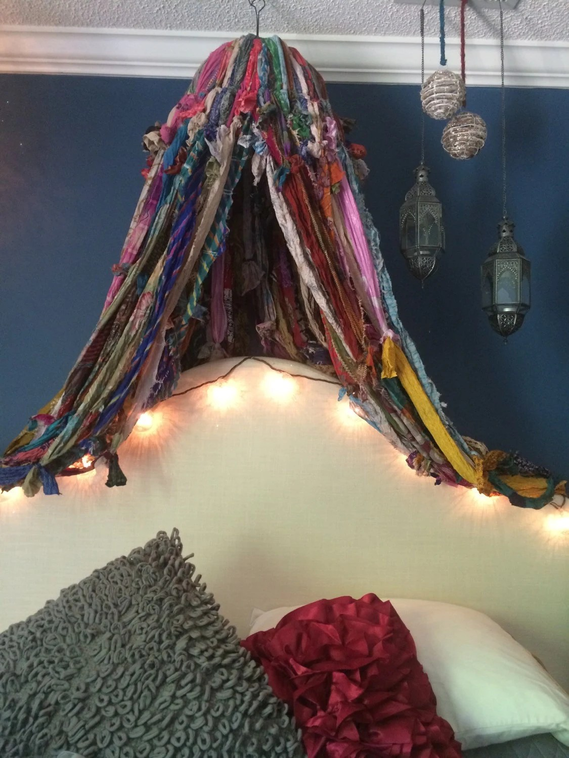 Need More Inspiration With Bed Canopy Boho Read This