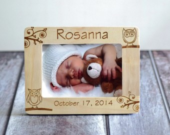Baby Personalized Frame