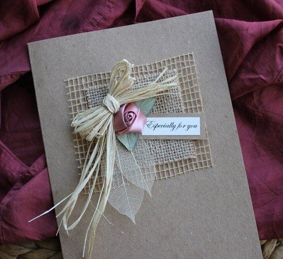Personalised Birthday Card Mum Handmade Card Mum By Thymerose
