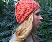 Slouchy Beanie, Crochet S...