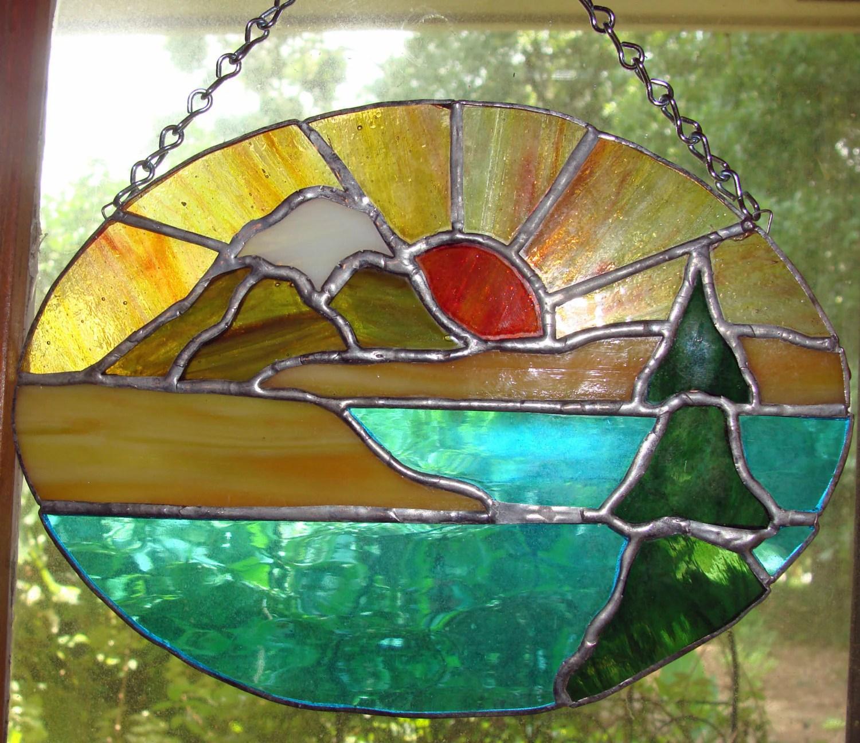 Outdoor Sun Ornament