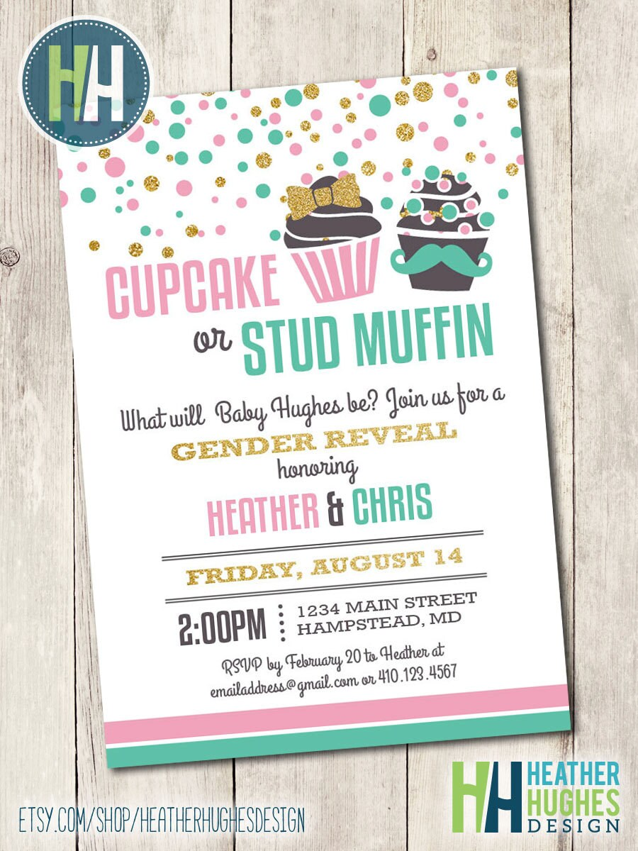 Baby Shower Invitations Quick Shipping