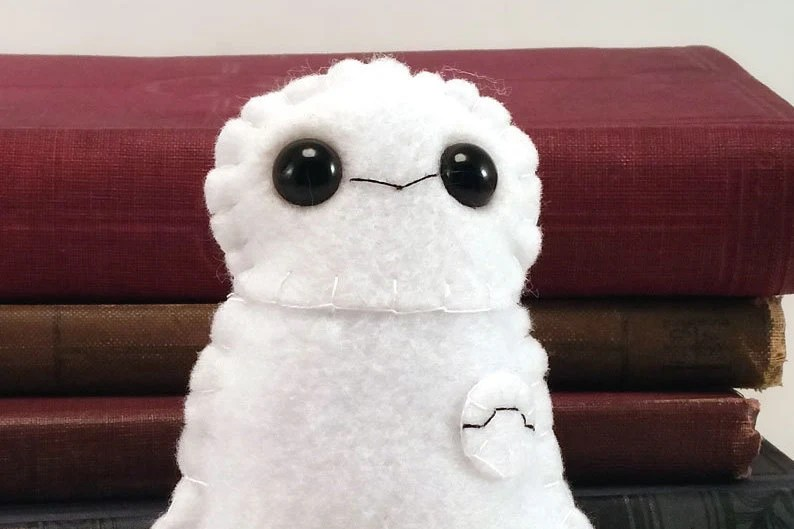Baymax plushie - In Stock...