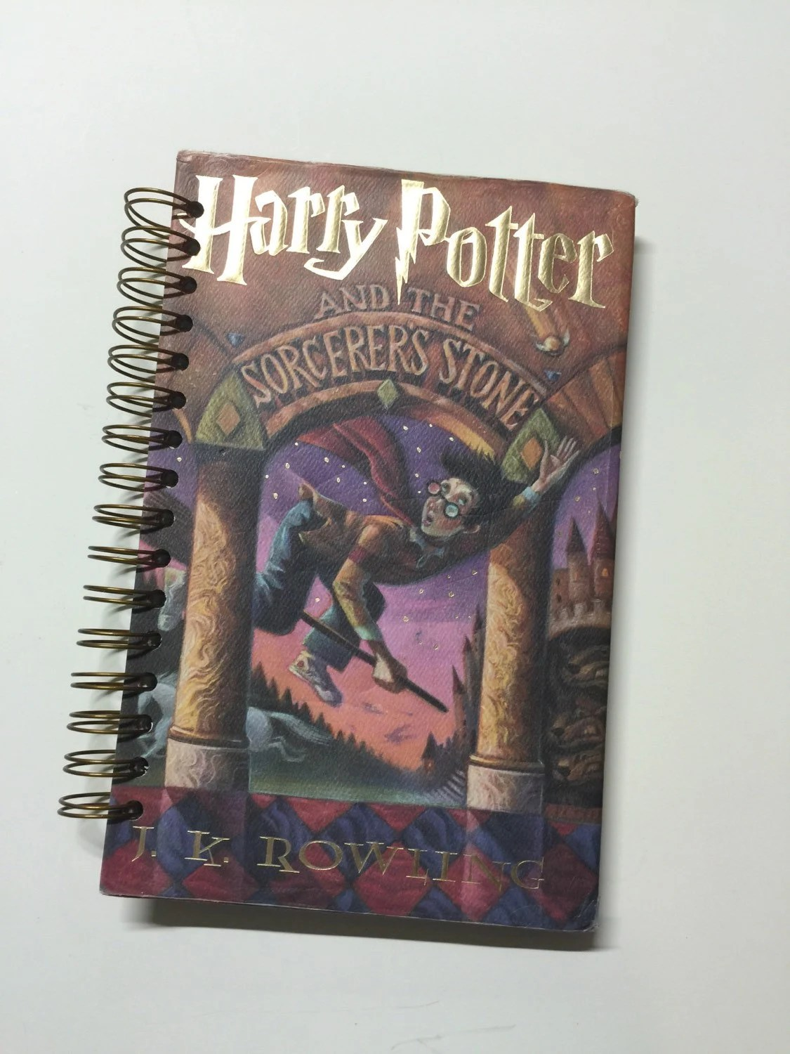 Harry Potter And The Sorcerer S Stone Repurposed By Myhoard