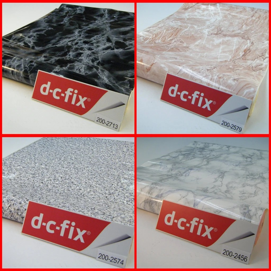 Contact Paper Dc Fix Marble Pattern Sticky Back Plastic