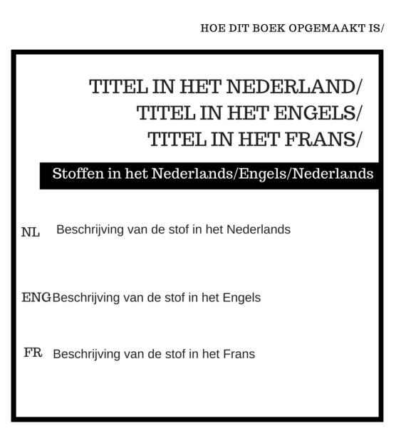 boekreview naaien vertaald Hanne Vandersteen