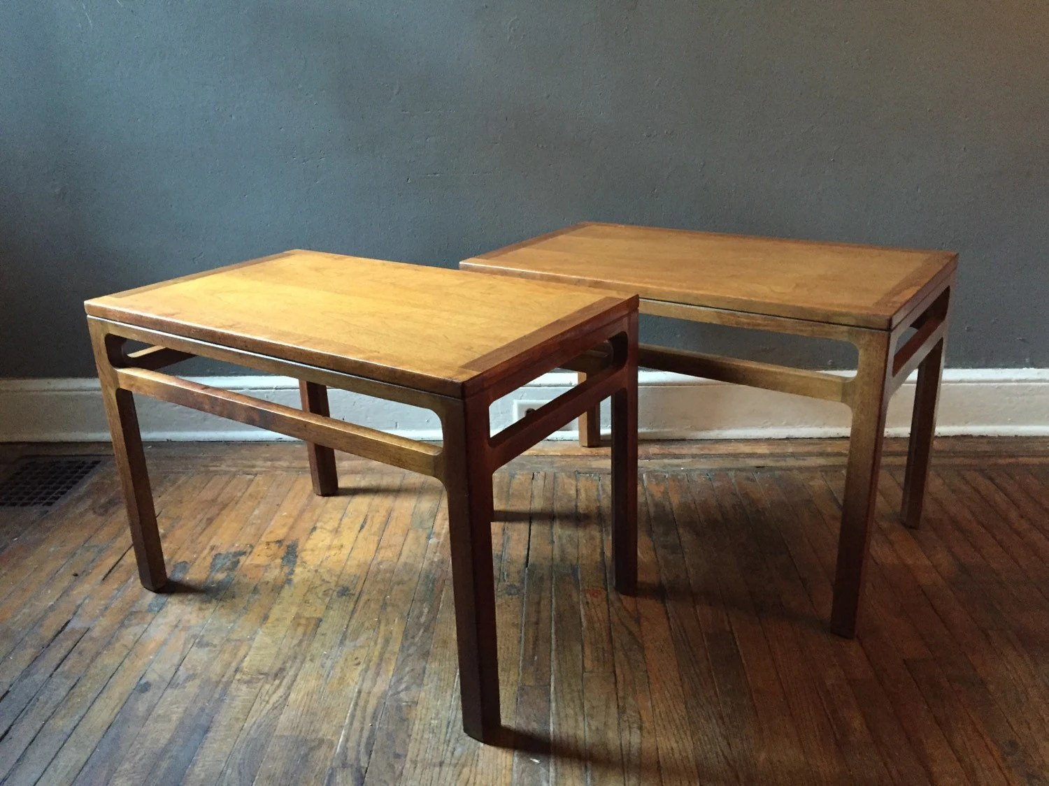mid century modern end tables danish modern sculpted end Mid Century Modern Furniture Mid Century Modern Folding Dining Table and Chairs