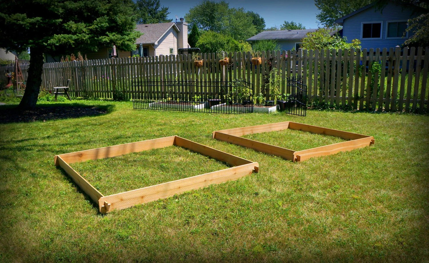 Vegetable Planter Box