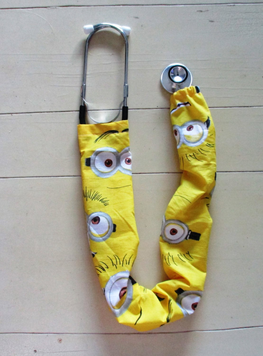 Yellow Stethoscope Cover