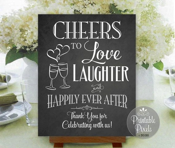 Download Cheers To Love Laughter and Happily Ever After by ...