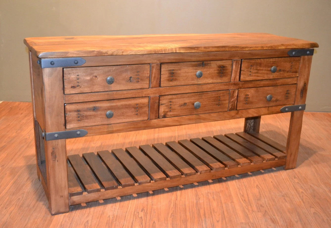 21 High Inches Coffee Table