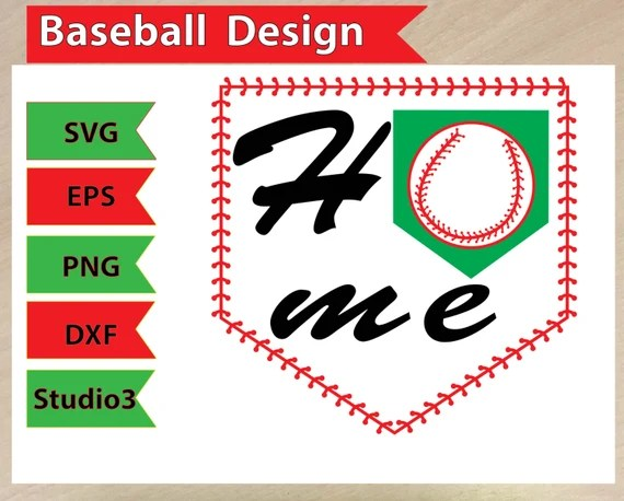 Download Baseball SVG File Cutting Template Baseball SVG Design for
