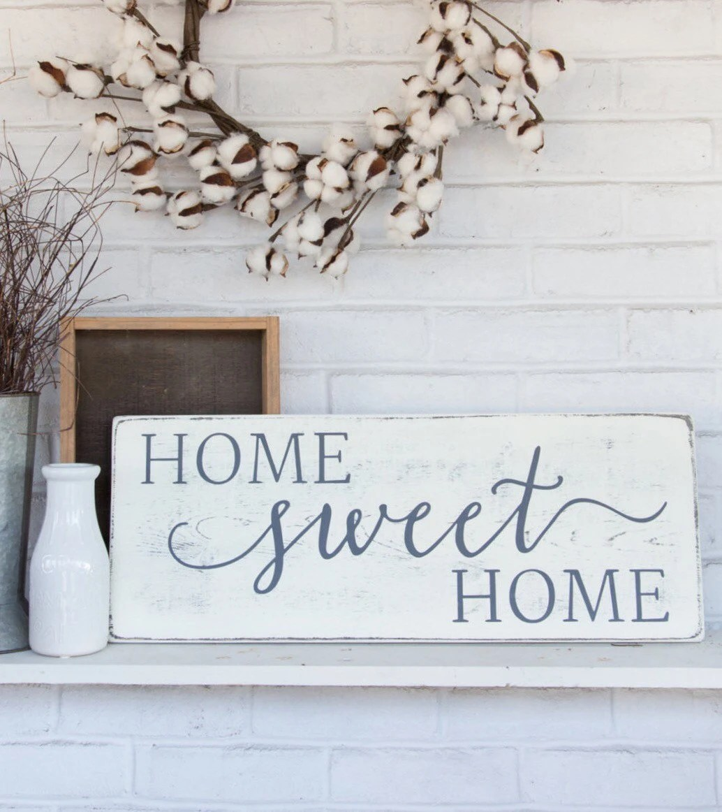 title | Rustic Signs Home Decor