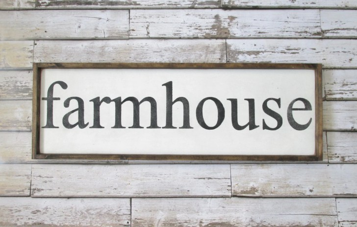 Wood Signs Farmhouse Decor Rustic Wooden Kitchen