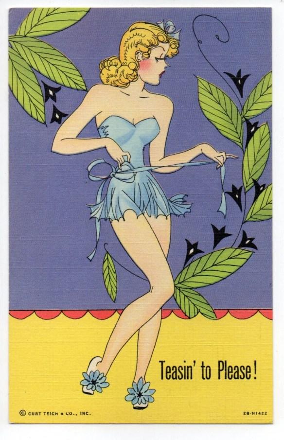 Vintage Curt Teich Color ...