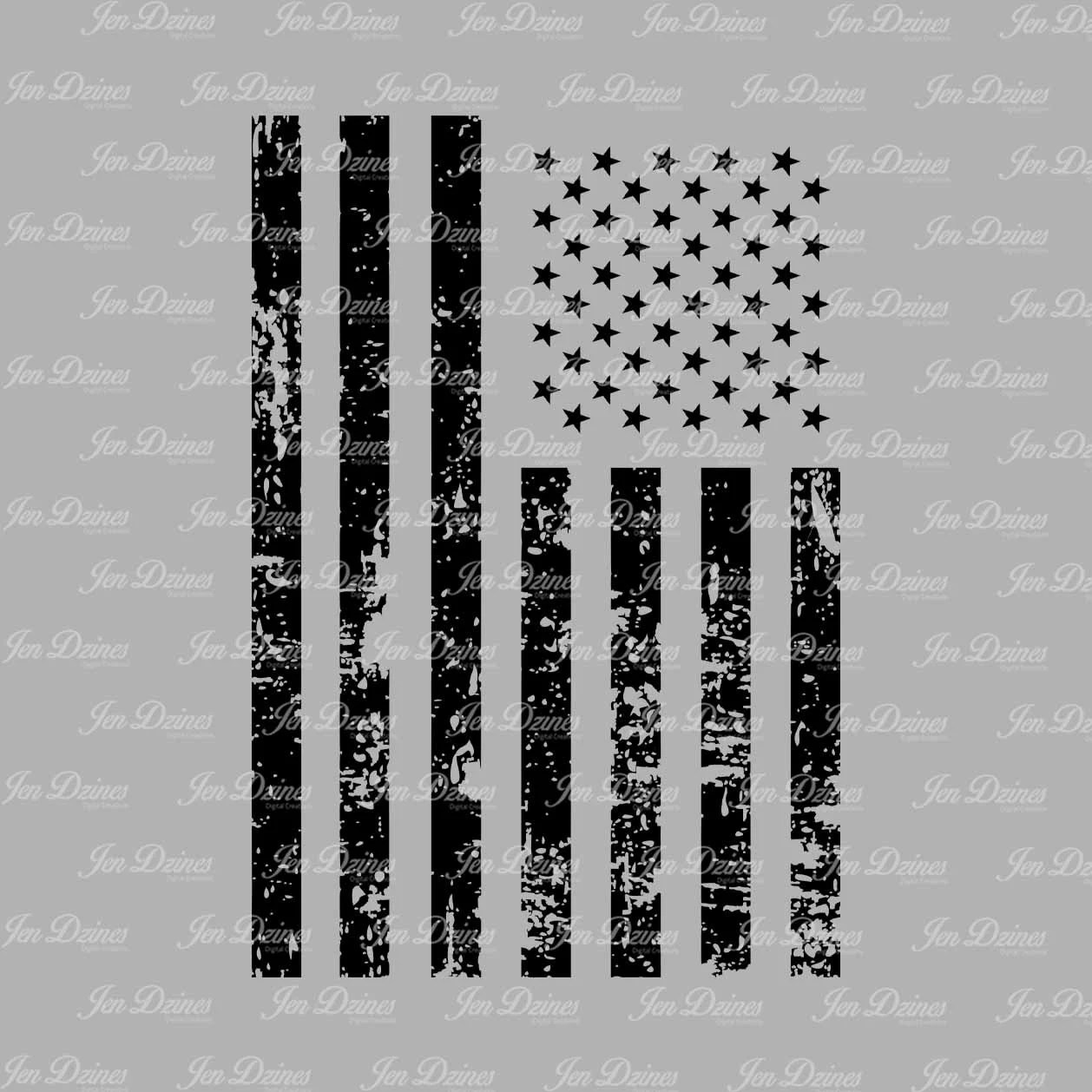 Distressed Flag Svg Dxf Eps Flag Design Flag Svg File