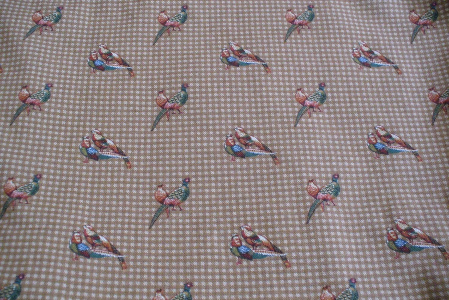 Fabric By The Yard Home Decor Fabric Drapery Fabric Birds