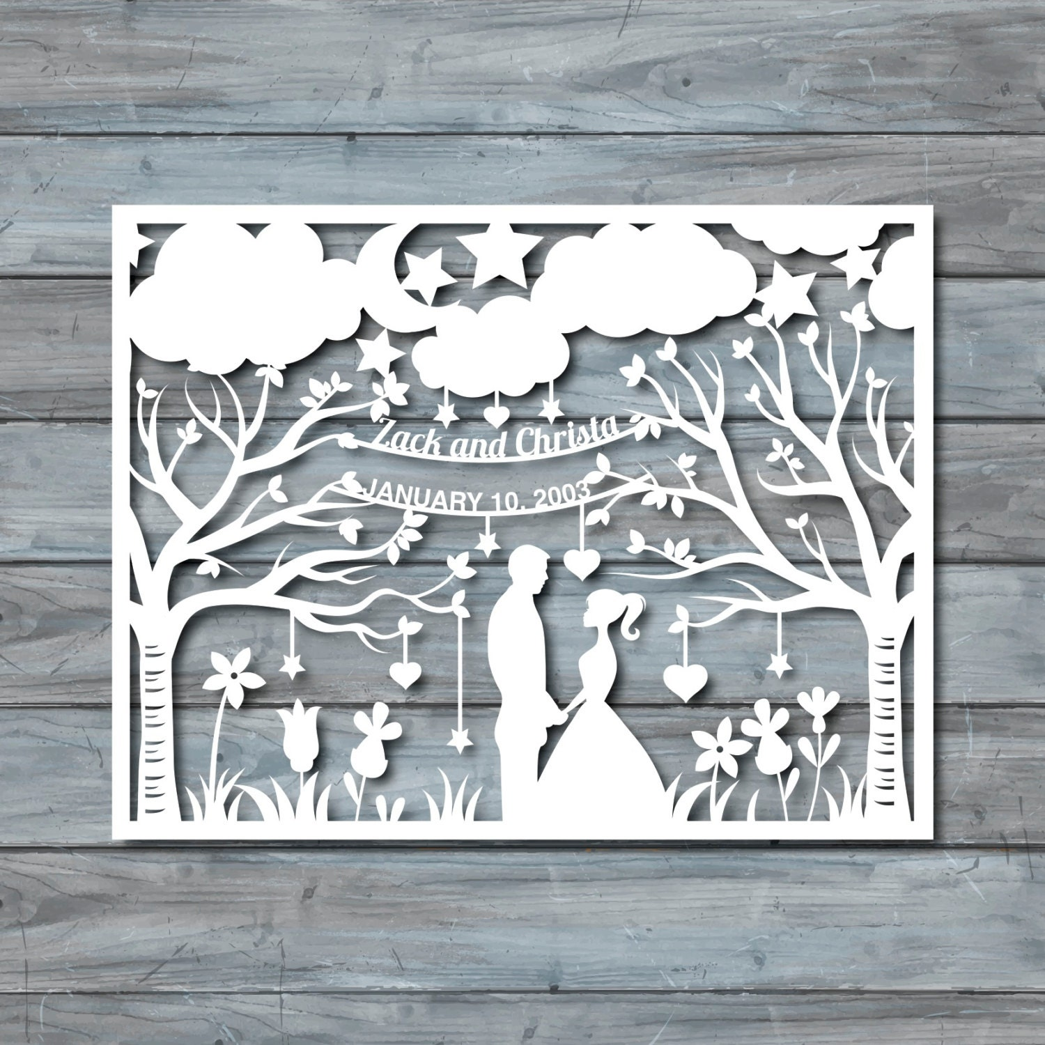 Peaceful Free Printable Paper Cutting Templates