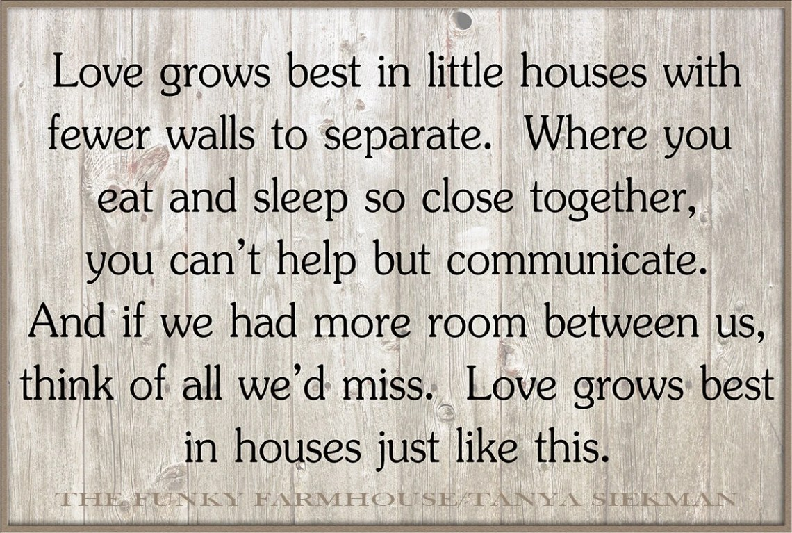 Download SVG DXF & PNG Love grows best in little houses with fewer