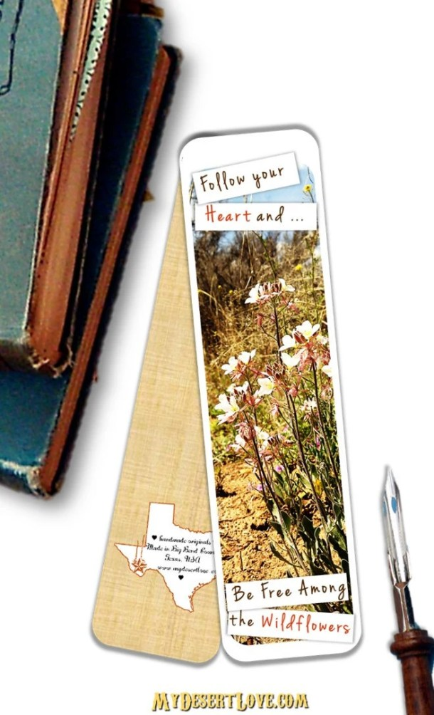 Wildflowers Photo Bookmar...