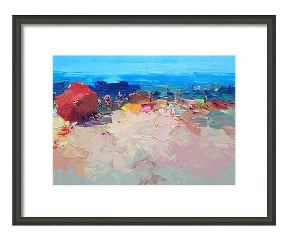 Abstract Beach Prints Beach House Decor Beach By