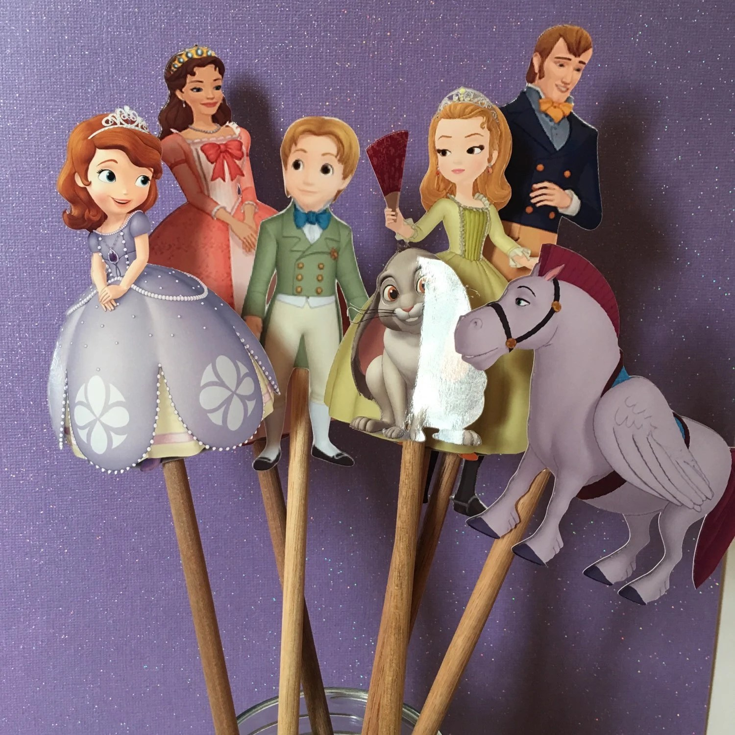 Sofia The First Character Cut Outs Princess Sofia The First