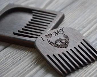 personalized beard b custom engraved t for men him