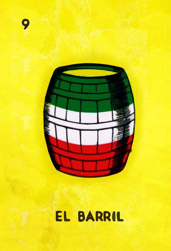 Loteria Imprimir Cartas Mexicana Para